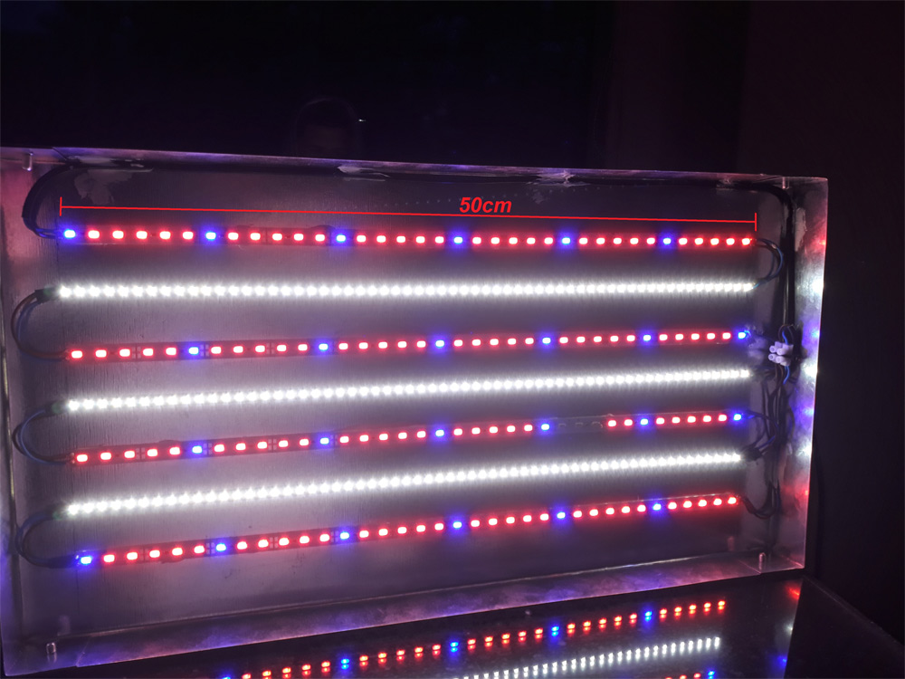 Zapojení LED pásků